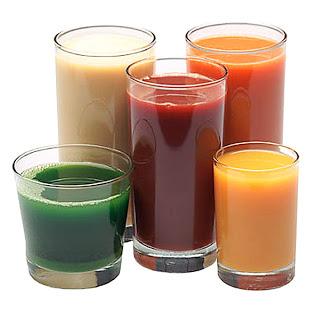 Mix Juice, sudah tidak tampak jenis buah apa saja di dalamnya.